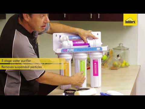 Go Pure Water Purifier Product Demonstration