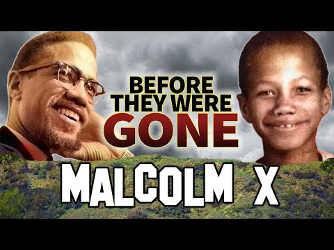 MALCOLM X - Before They Were DEAD