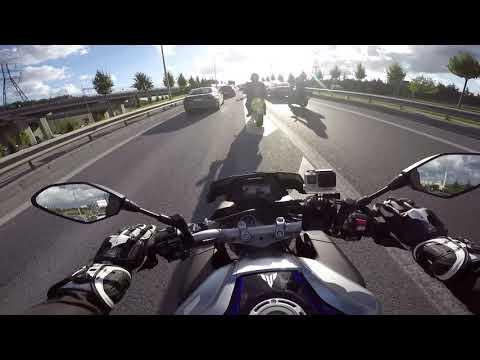 Yamaha MT 10 SP Test Günü