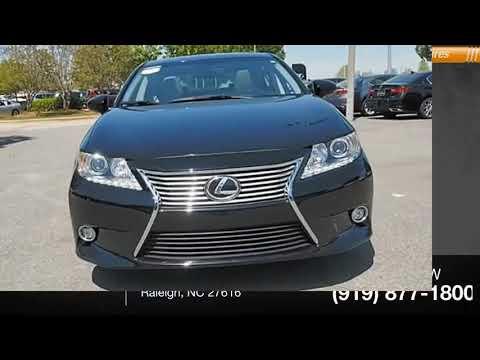 2015 Lexus ES 350 Raleigh NC P7635