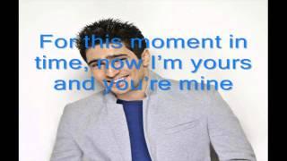 Farid Mammadov-Azerbaijan Eurovision 2013-Hold Me+Lyrics *HD*