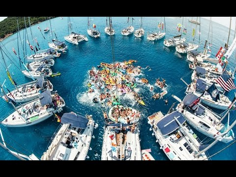 The Yacht Week Croatia 2016 HD