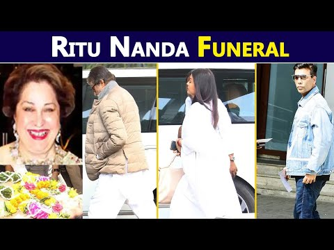 ritu-nanda-funeral:-amitabh-bachchan,-karan-johar,-gauri-khan-spotted-at-mumbai-airport-|-bolly-fry