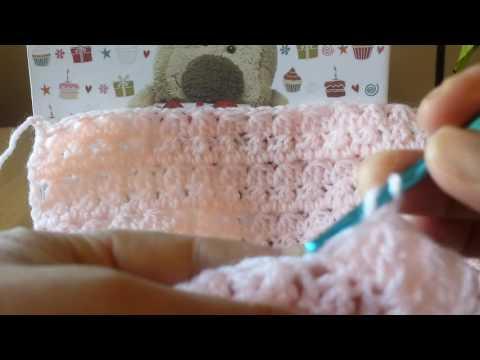 Ponto para mantas de bebe.1