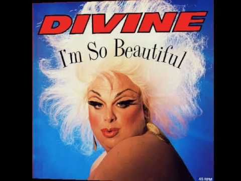 High Energy 80s - Divine - I'm So Beautiful - Show me Around Maxi 1984.