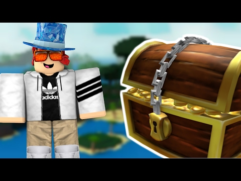 How to get the Hidden Treasure Badge on ROBLOX Events Island Hangout | Roblox