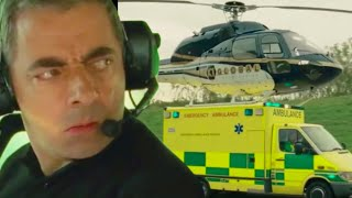 Helicopter Emergency | Johnny English | Mr Bean Comedy
