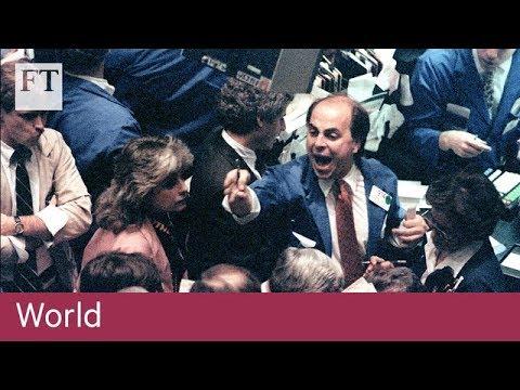 Black Monday crash - 30 years on