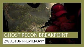 Ghost Recon Breakpoint - zwiastun premierowy