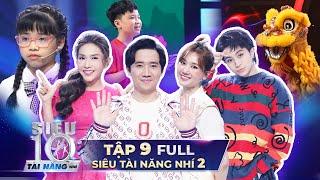 Siêu Tài Năng Nhí Mùa 2 Tập 9 Full HD