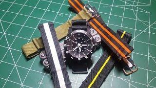 Обзор. Военные Часы Traser P6600.