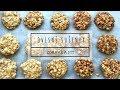 ZDRAVĚ A FIT: Ovesné sušenky ze 4 ingrediencí