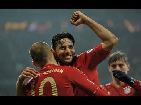 Juventus 0 - 2 Bayern Munich Resumen Completo y Gol de Pizarro CHAMPIONS LEAGUE