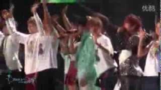 131019 SMTOWN BEIJING ENDING - SUPER JUNIOR SHINEE SNSD EXO