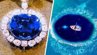 На дне океана лежат редкие алмазы