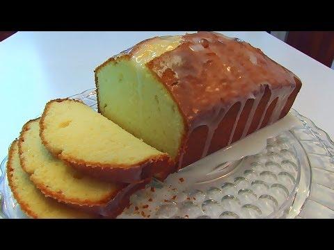Betty's Lemon Tea Bread