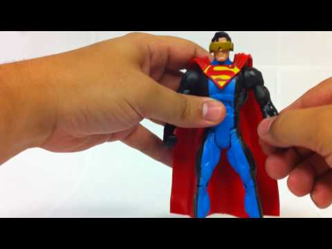 DCUC Wave 5 Eradicator - Reign of the Supermen