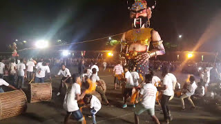 Friend circle shiroda #narkasur vadh#maran aale tarhi calel pahn sharn janaar naahi@krishna😨