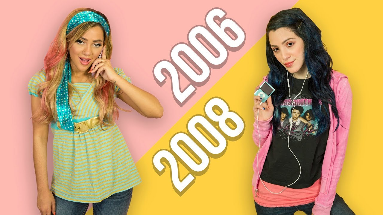 How We Dressed In Middle School Youtube