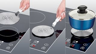 видео Какая посуда подходит для стеклокерамической плиты