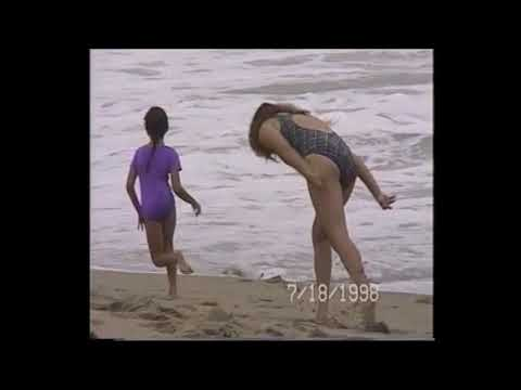 Laguna beach CA 1998 Aliso beach park