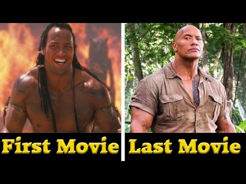 Dwayne Johnson/The Rock - All Movies...