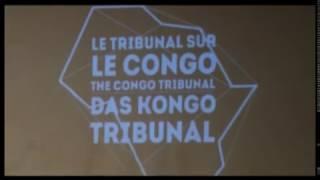 """VITAL KAMERHE acteur du film documentaire """"Le Tribunal sur le Congo"""""""