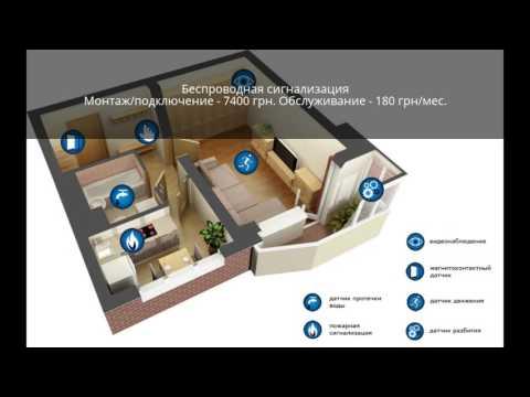Видеонаблюдение: продажа, установка - ВИДЕОГЛАЗ