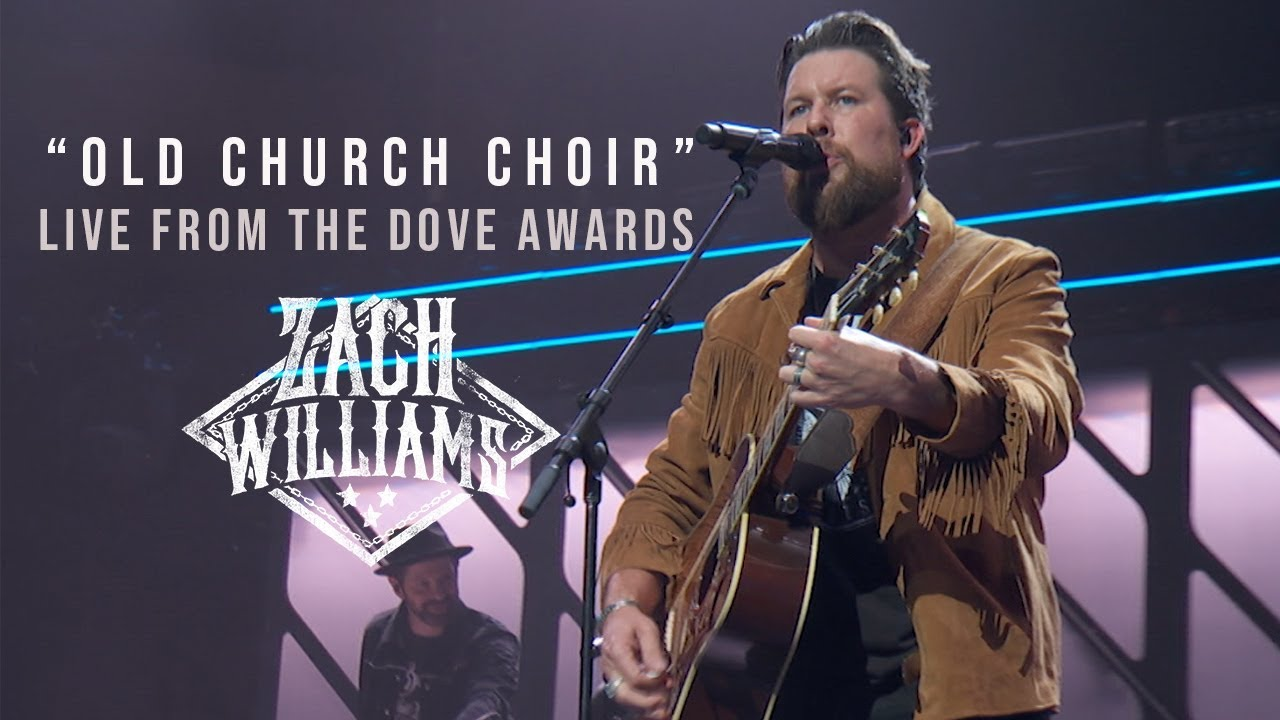 Zach Williams - Old Church Choir (Live at the 2018 Dove Awards)