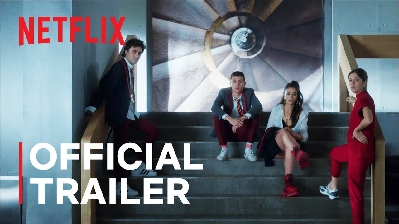 Download Elite Season 4 | Trailer | Netflix