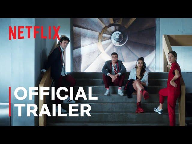 Elite Season 4 | Trailer | Netflix