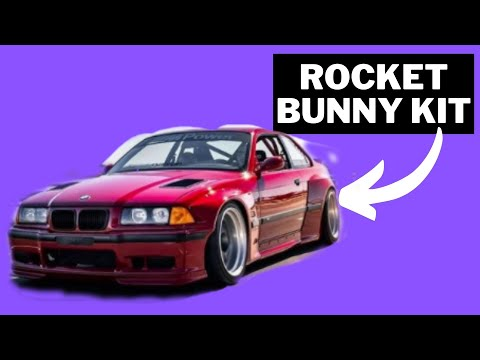1999 BMW E36 M3 Greddy Pandem Widebody: A Learning Process