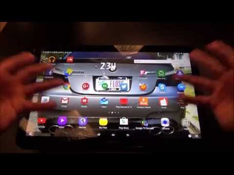"Samsung Galaxy View ""Real Review"""