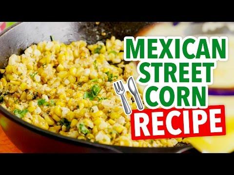 Nina Jackson - Cinco De Mayo Recipe: Mexican Street Corn