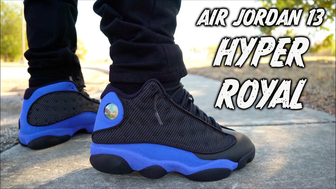 AIR JORDAN 13 RETRO 'HYPER ROYAL'