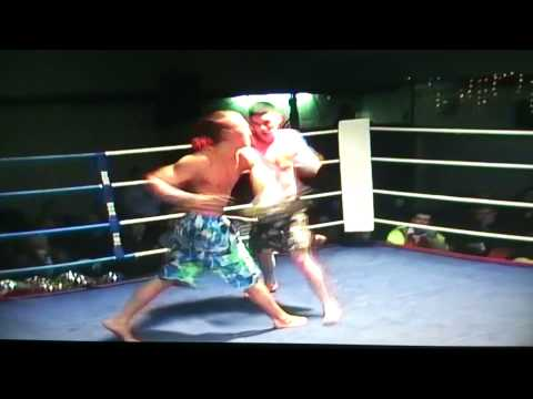 Kieran campbell vs conor mc gregor dublin 2007