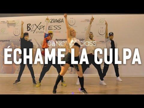 Luis Fonsi Demi Lovato - Échame La Culpa  Vanessa Sanquiz Choreography  DanceOn Class