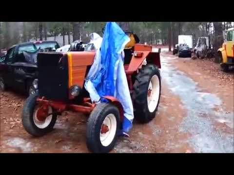 Bought Another Tractor Belarus 250 First Start