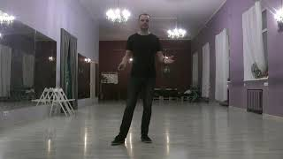 """Техника шага танго"" Ч.1. Что такое танцевать танго"
