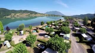 Sanitaires du Lac du Lit du Roi à Massignieux de Rives (01)