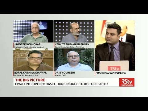 The Big Picture-EVM controversy: Are EC responses enough?