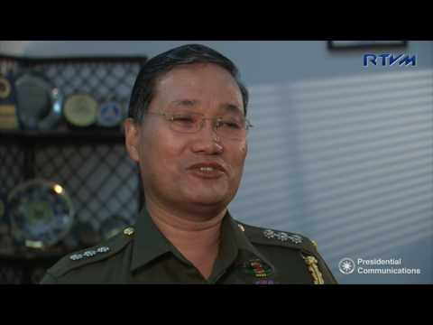 Interview with Col. Ricardo B. Bayhon PA (GSC) 3/18/2017