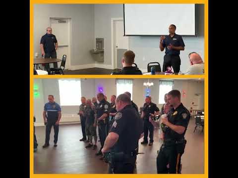 BolaWrap® Training: Upper Gwynedd Township Police Department