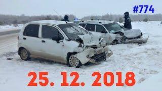 ☭★Подборка Аварий и ДТП/Russia Car Crash Compilation/#774/December 2018/#дтп#авария