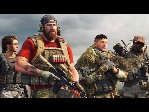 The Co-op Shooter We've Been Waiting For (Ghost Recon Breakpoint)