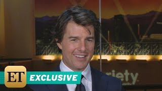 EXCLUSIVE: Tom Cruise Reflects On 'Jerry Maguire' 20 Years Later -- And Reveals Movie Easter Egg!
