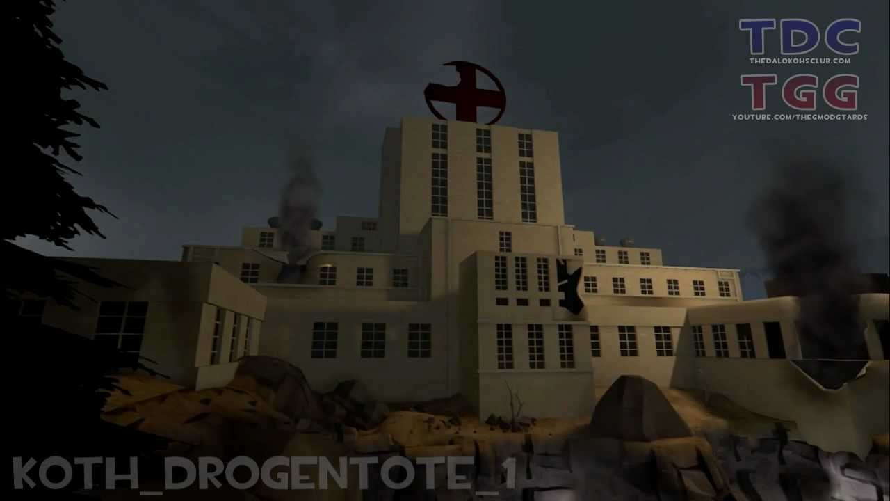 meet the medic map replica