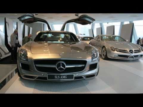 Mercedes-Benz Museum (Virtual Tour 2010)