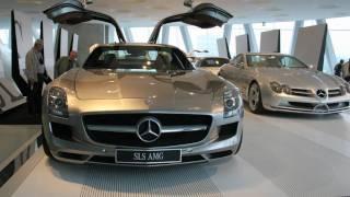 видео Музей Mercedes-Benz (Штутгарт, Германия): описание, история и интересные факты