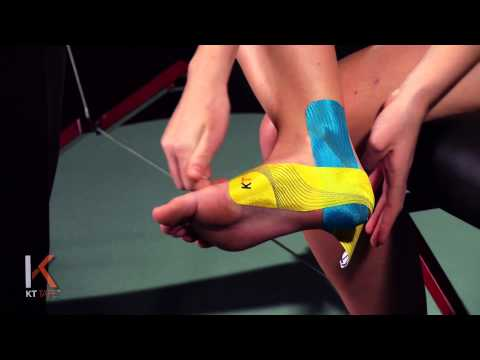 KT Tape: Heel